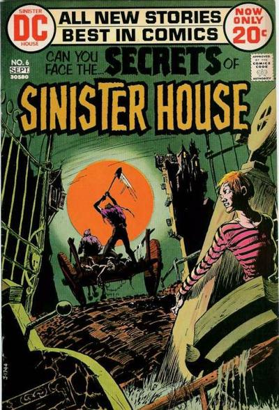 Secrets of Sinister House Vol 1 6