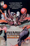 Shadow Raven Vol 1 1