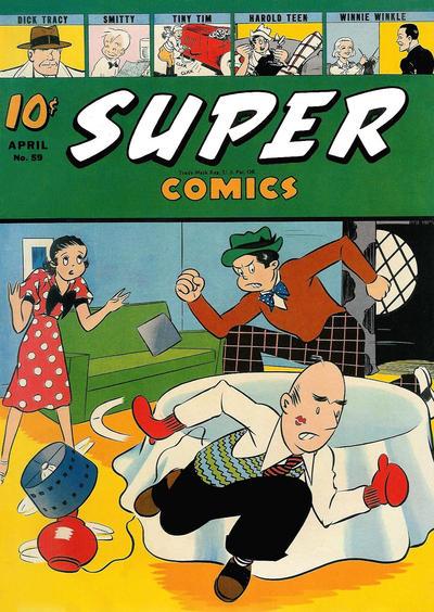 Super Comics Vol 1 59