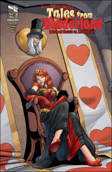 Tales from Wonderland: Queen of Hearts vs. the Mad Hatter Vol 1