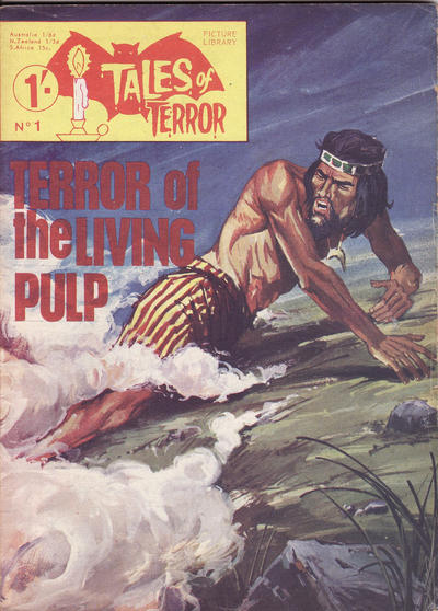 Tales of Terror Picture Library Vol 1 1