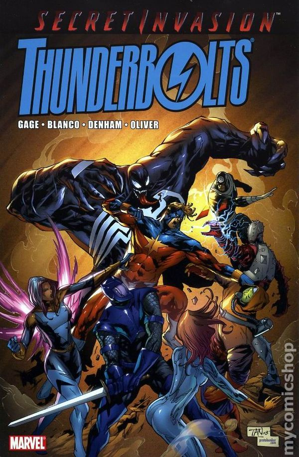 Thunderbolts: Secret Invasion Vol 1 1