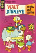 Walt Disney's Comics and Stories Vol 1 338