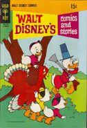 Walt Disney's Comics and Stories Vol 1 351