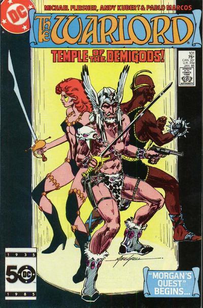 Warlord Vol 1 101
