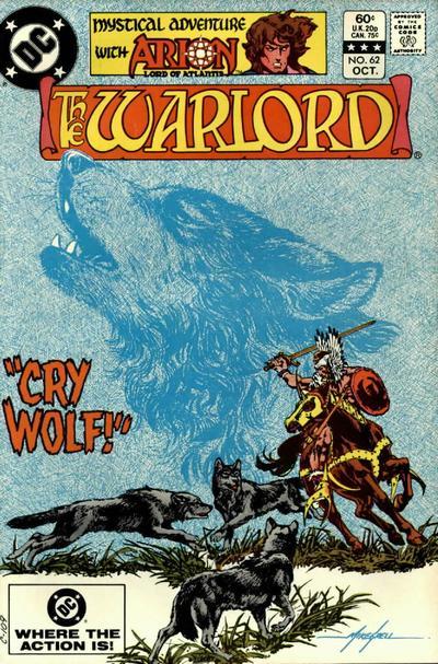 Warlord Vol 1 62