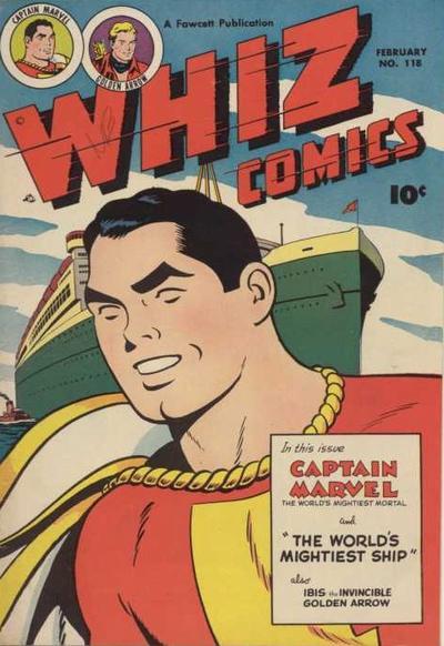 Whiz Comics Vol 1 118