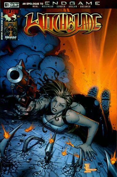 Witchblade Vol 1 61