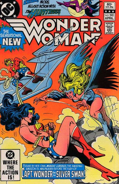 Wonder Woman Vol 1 290