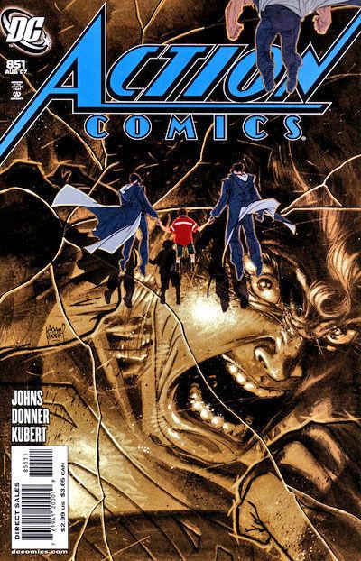 Action Comics Vol 1 851