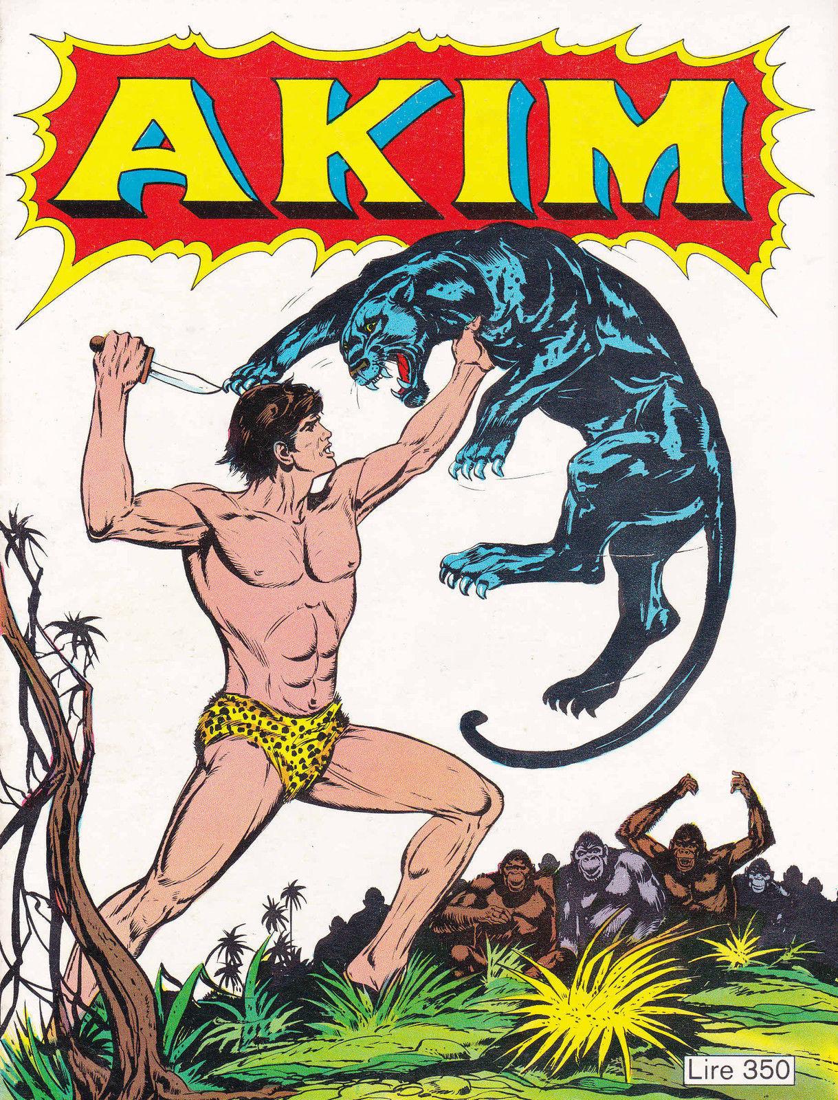 Akim (ITA) Vol 1