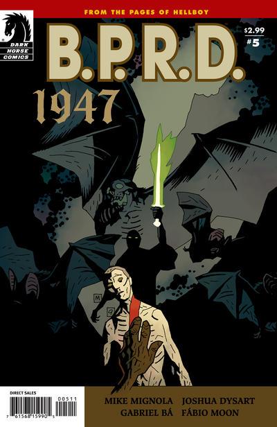 B.P.R.D.: 1947 Vol 1 5