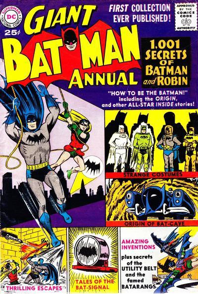 Batman Annual Vol 1 1