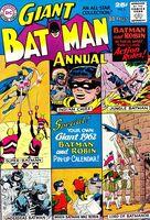 Batman Annual Vol 1 2