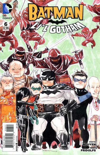 Batman: Li'l Gotham Vol 1 6