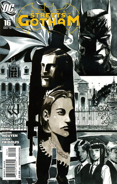 Batman: Streets of Gotham Vol 1 16