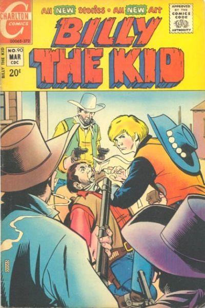 Billy the Kid Vol 1 90