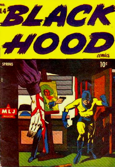 Black Hood Comics Vol 1 14