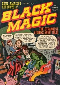 Black Magic (Prize)/Covers
