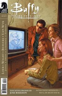 Buffy the Vampire Slayer Season Eight Vol 1 20