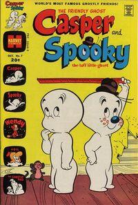 Spooky the Tuff Little Ghost