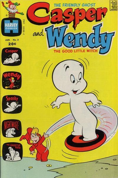 Casper and Wendy Vol 1 3