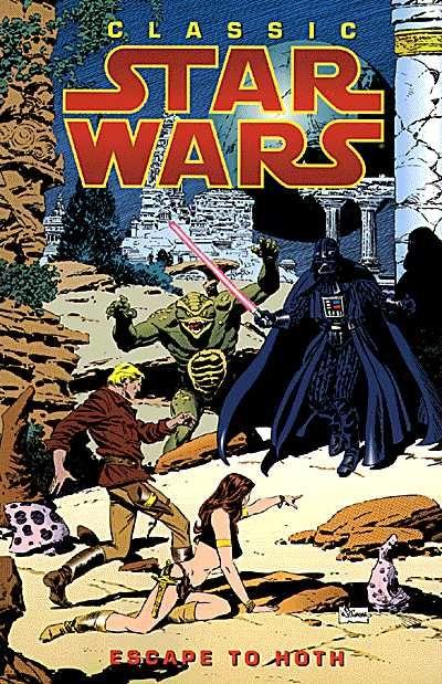 Classic Star Wars (TPB) Vol 1 3