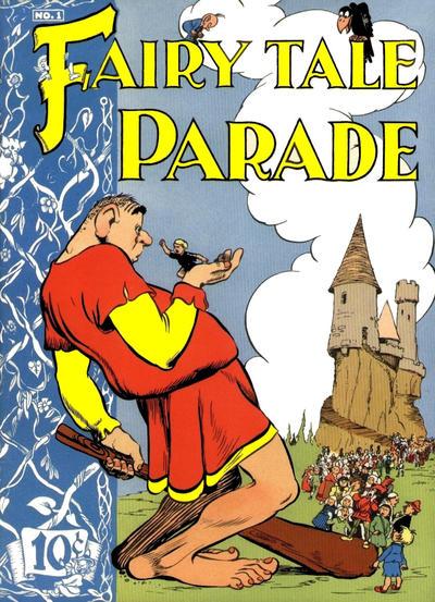 Fairy Tale Parade Vol 1 1