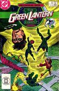 Green Lantern Corps Vol 1 221