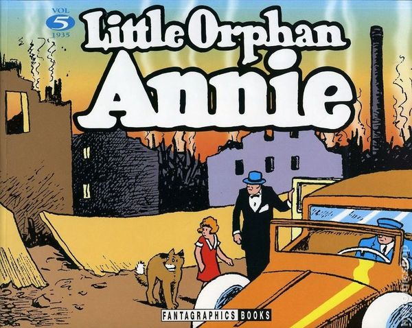 Little Orphan Annie (1987) Vol 1 5