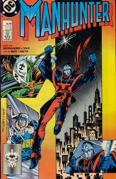 Manhunter/Covers