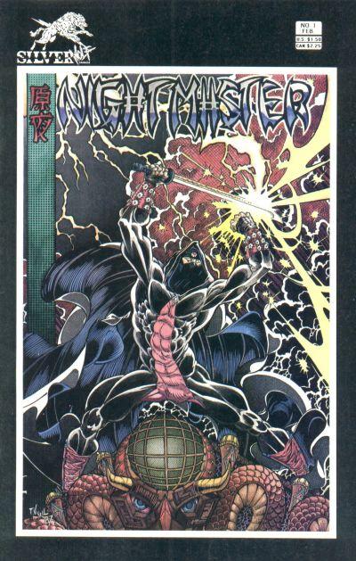 Nightmaster Vol 1 1