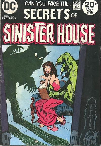 Secrets of Sinister House Vol 1 15