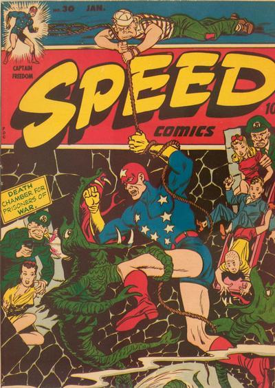 Speed Comics Vol 1 30