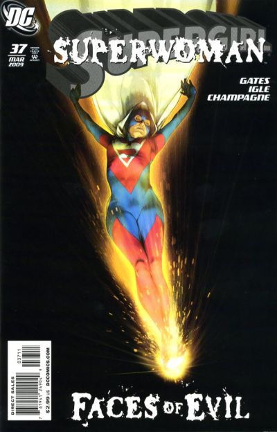 Supergirl Vol 5 37