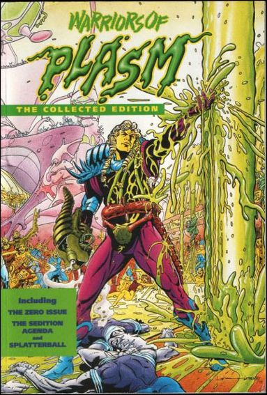 Warriors of Plasm: The Collected Edition Vol 1
