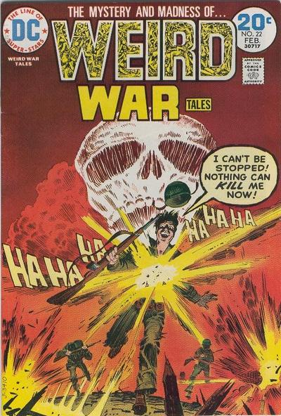 Weird War Tales Vol 1 22