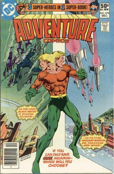 Adventure Comics Vol 1 478