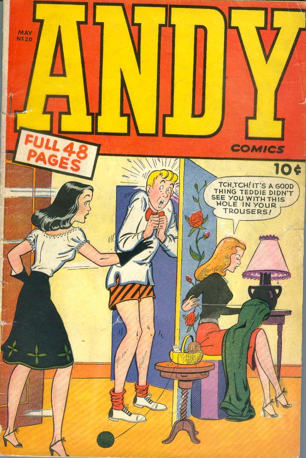 Andy Comics Vol 1 20