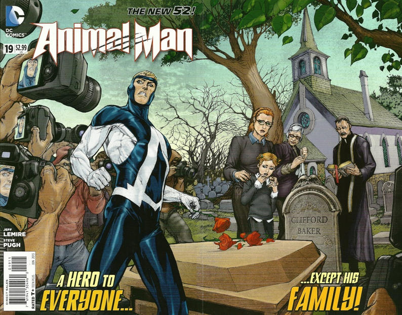 Animal Man Vol 2 19