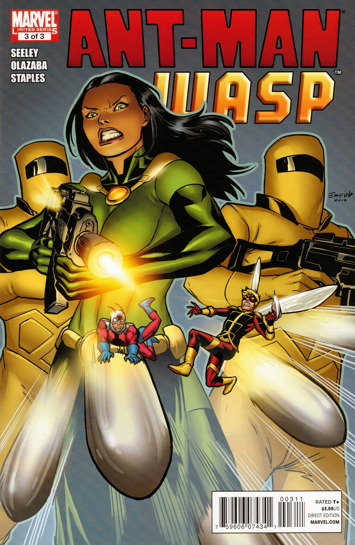 Ant-Man & The Wasp Vol 1 3