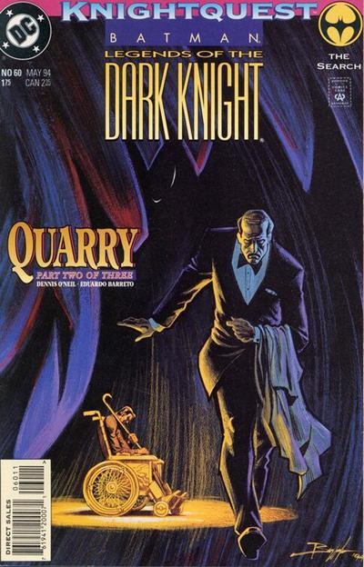 Batman: Legends of the Dark Knight Vol 1 60