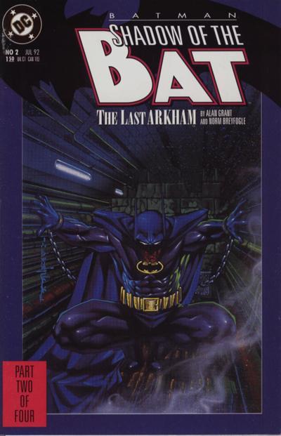 Batman: Shadow of the Bat Vol 1 2
