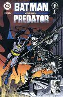 Batman versus Predator Vol 1 1