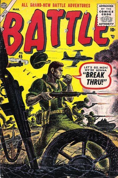 Battle Vol 1 45