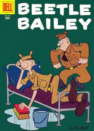 Beetle Bailey Vol 1 5