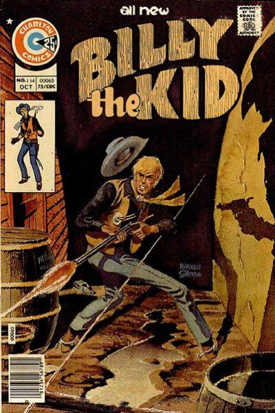 Billy the Kid Vol 1 114