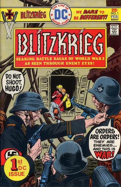 Blitzkrieg (DC Comics)