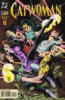 Catwoman Vol 2 24