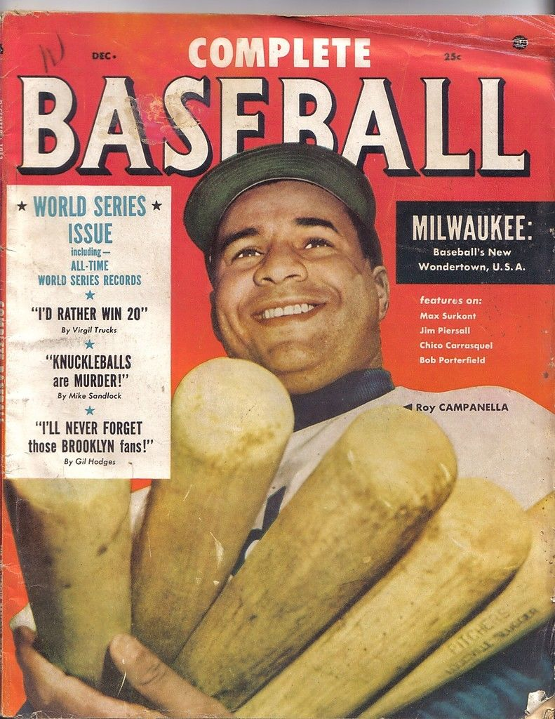 Complete Baseball Vol V 5